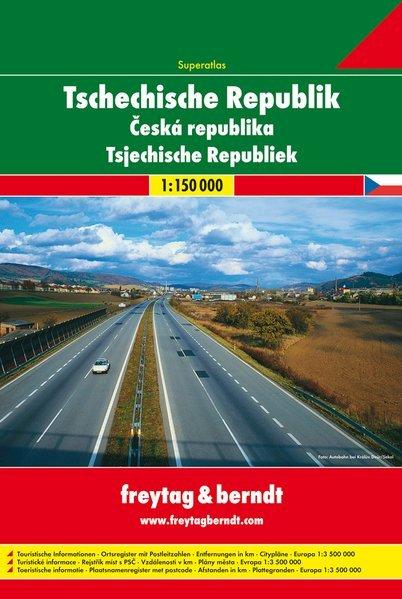 Repubblica Ceca Superatlas