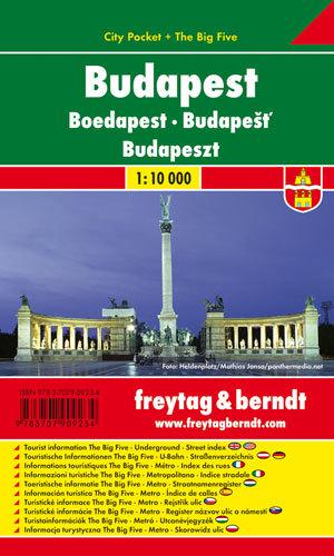 Budapest (pocket)