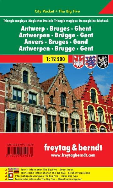 Anversa Brugee Gent (pocket)