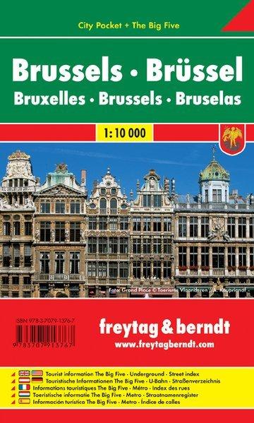 Bruxelles (pocket)