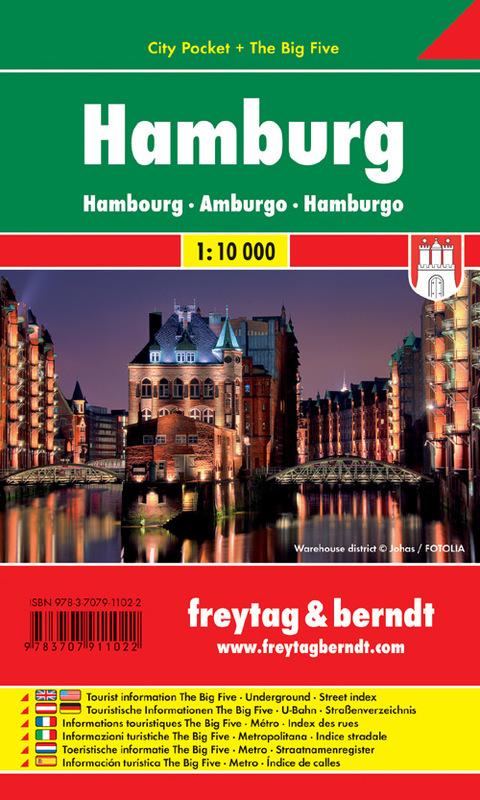 Amburgo (pocket)