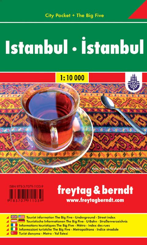 Istanbul (pocket)