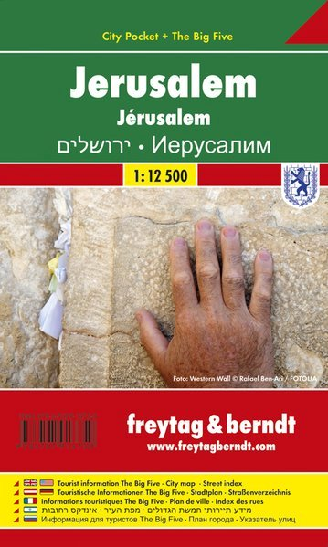 Gerusalemme (pocket)