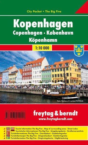 Copenhagen (pocket)
