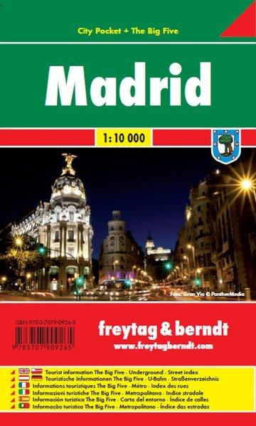 Madrid (pocket)