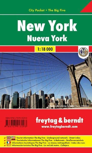 New York (pocket)