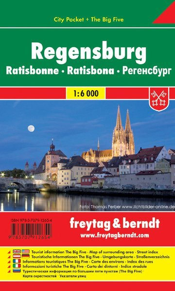 Regensburg (pocket)