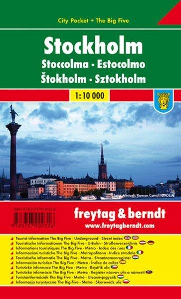 Stoccolma (pocket)