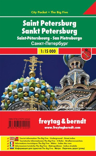 San Pietroburgo (pocket)