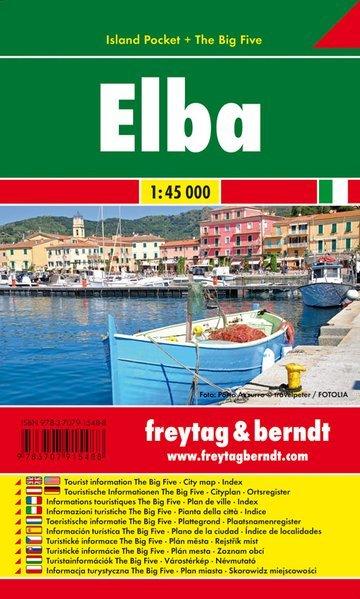 Isola d'Elba (pocket)