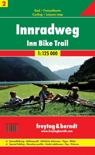 RK 2 Ciclopista fiume Inn - Innradweg - Inn Bike Trail