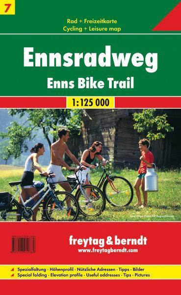 Ennsradweg / Ciclovia fiume Enns