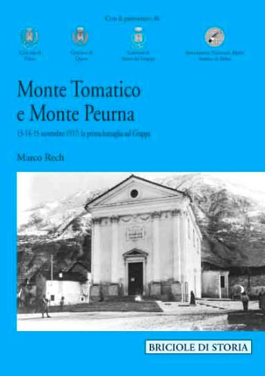 Monte Tomatico e Monte Peurna