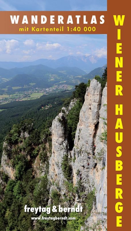 Wanderatlas Wiener Hausberge