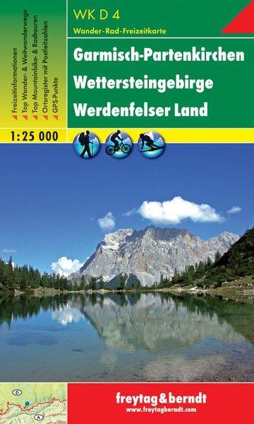 WKD4 Garmisch-Partenkirchen – Wettersteingebirge – Werdenfelser Land