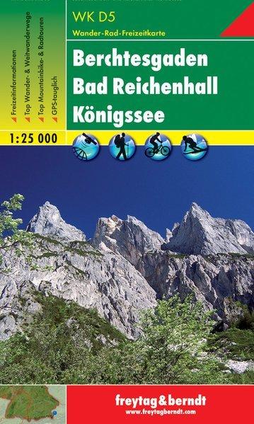 Berchteesgaden - Bad Reichenhall - Königssee