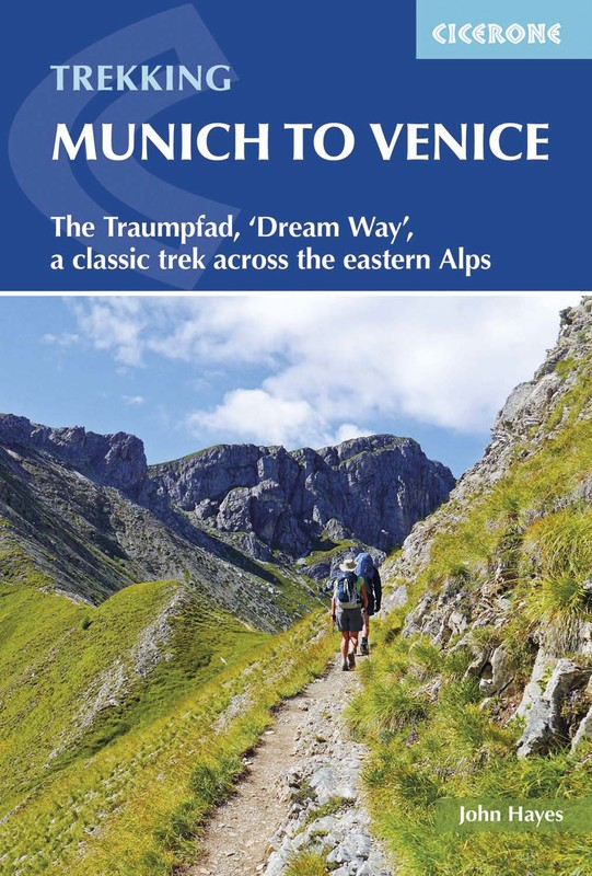 Trekking Munich To Venice - Stella alpina venice
