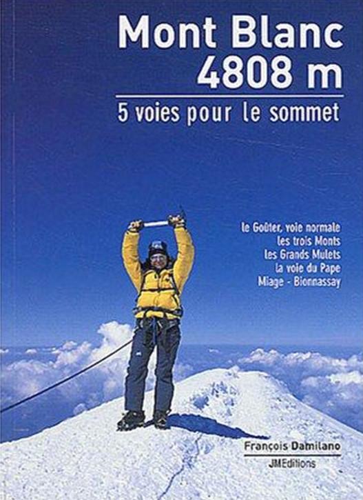 Mont Blanc 4808 m
