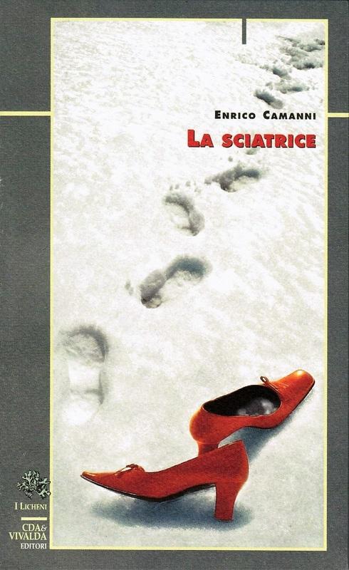 La sciatrice
