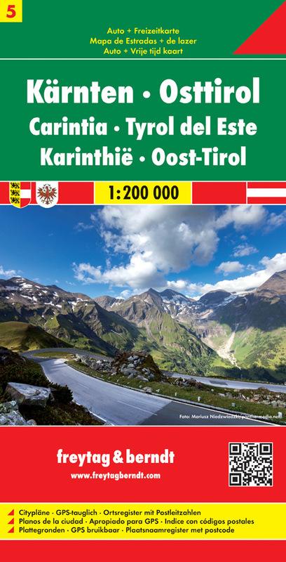 Austria 5 Carinzia Tirolo Orientale