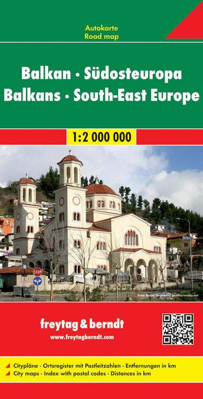 Balcani (Europa sud est)