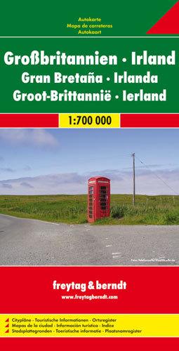 Gran Bretagna Irlanda