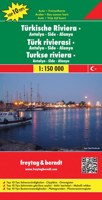 Riviera turchese - Antalya, Side, Alanya