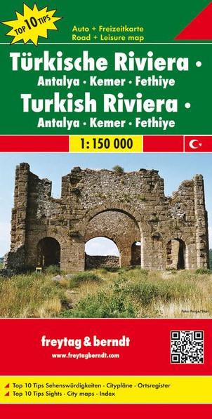 Riviera Turchese - Antalya, Kemer, Fethiye