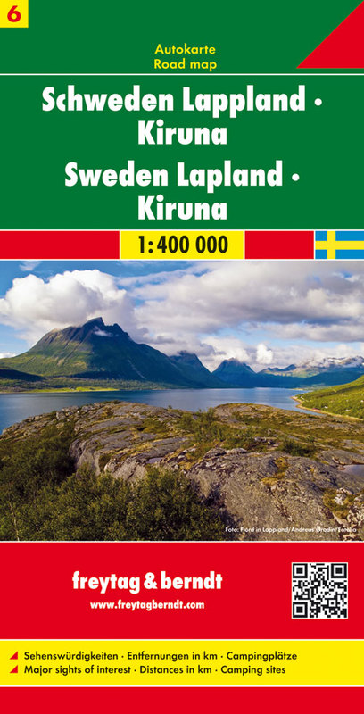 Svezia 6 Lapponia Kiruna
