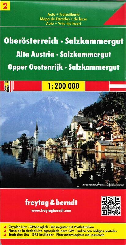 Austria 2 Alta Austria - Salzkammergut