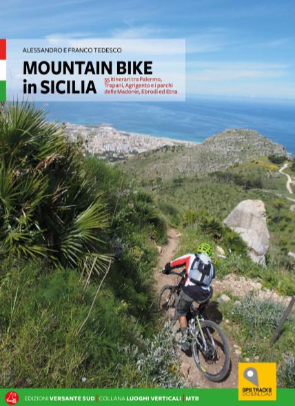 Mountain bike in Sicilia