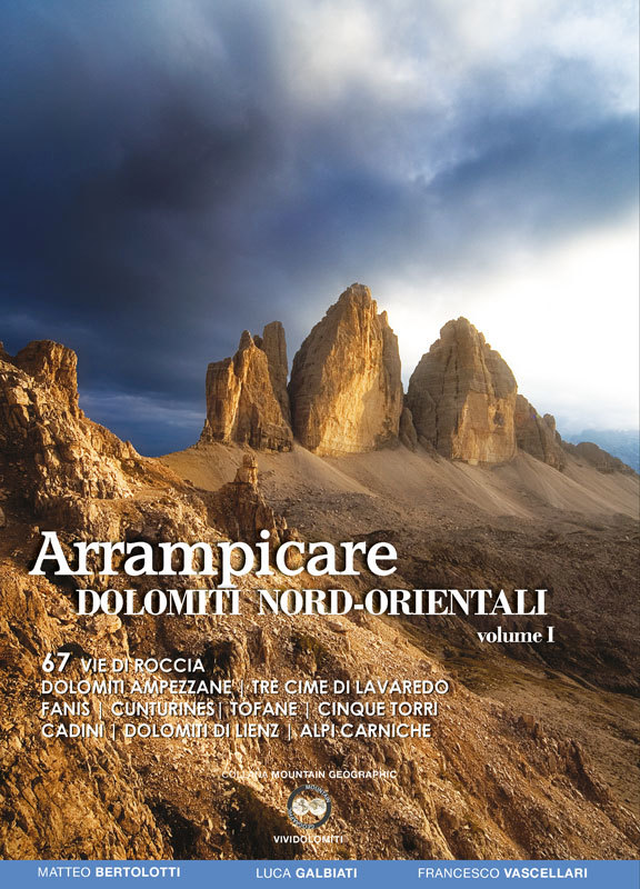 Arrampicare Dolomiti nord-orientali volume I
