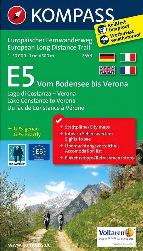 K2558 - E5 Dal Lago di Costanza a Verona