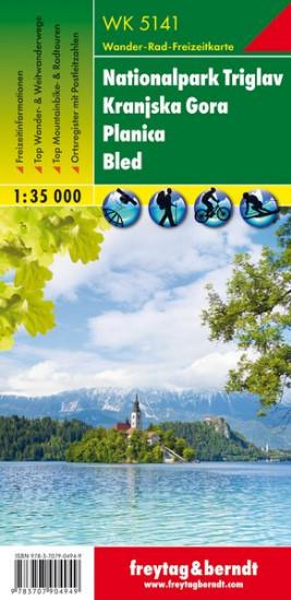 Parco Nazionale del Triglav, Kraniska Gora, Planica, Bled