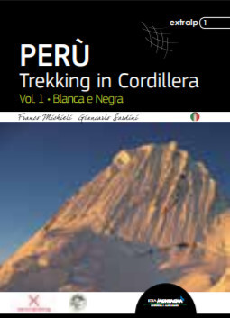 Perù trekking in Cordillera