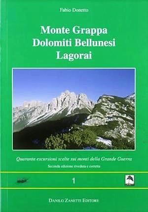 Monte Grappa, Dolomiti Bellunesi, Lagorai