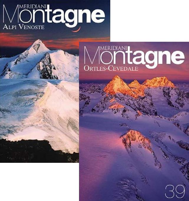 Alpi Venoste + Ortles-Cevedale
