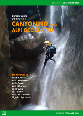 Canyoning nelle Alpi Occidentali