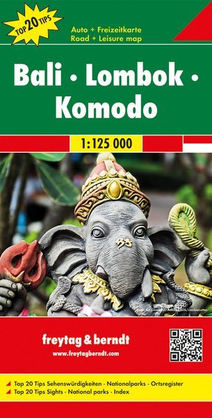 Bali Lombok Komodo