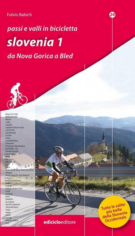 Passi e valli in bicicletta Slovenia 1