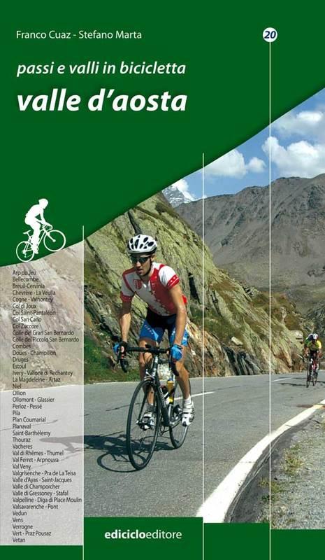Passi e valli in bicicletta - Valle d'Aosta