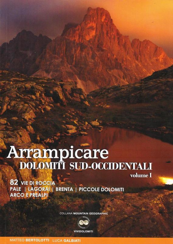 Arrampicare Dolomiti sud-occidentali volume I