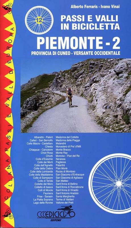 Passi e valli in bicicletta Piemonte 2