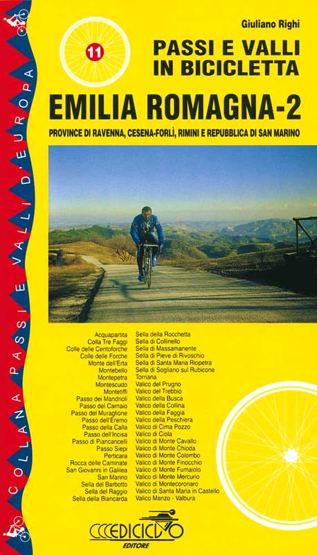 Passi e valli in bicicletta Emilia Romagna 2
