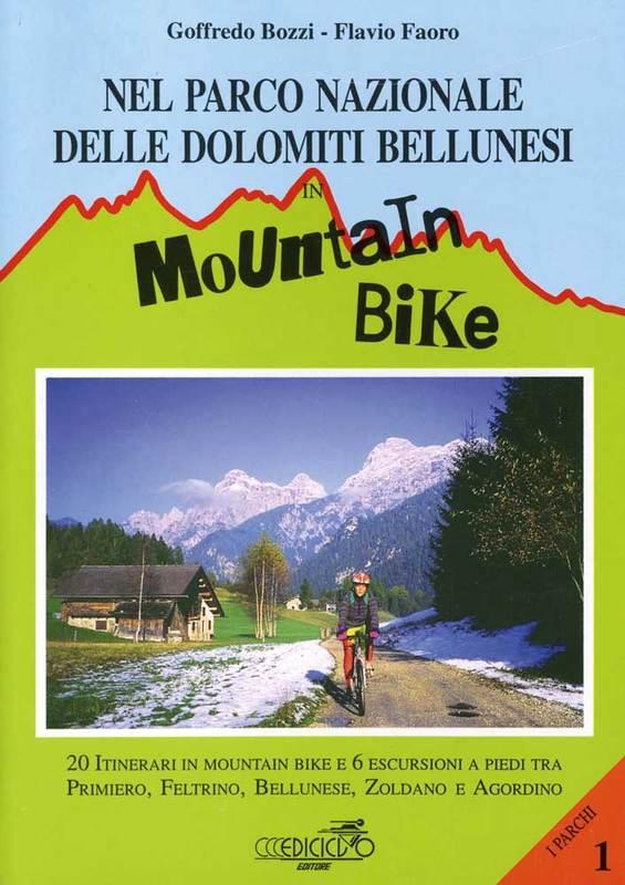 Nel Parco Nazionale delle Dolomiti Bellunesi in mountain bike