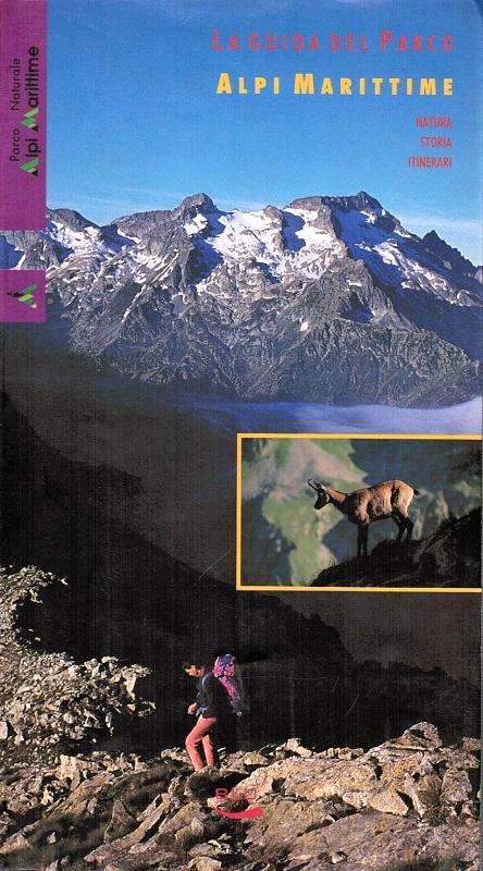 La guida del Parco Alpi Marittime