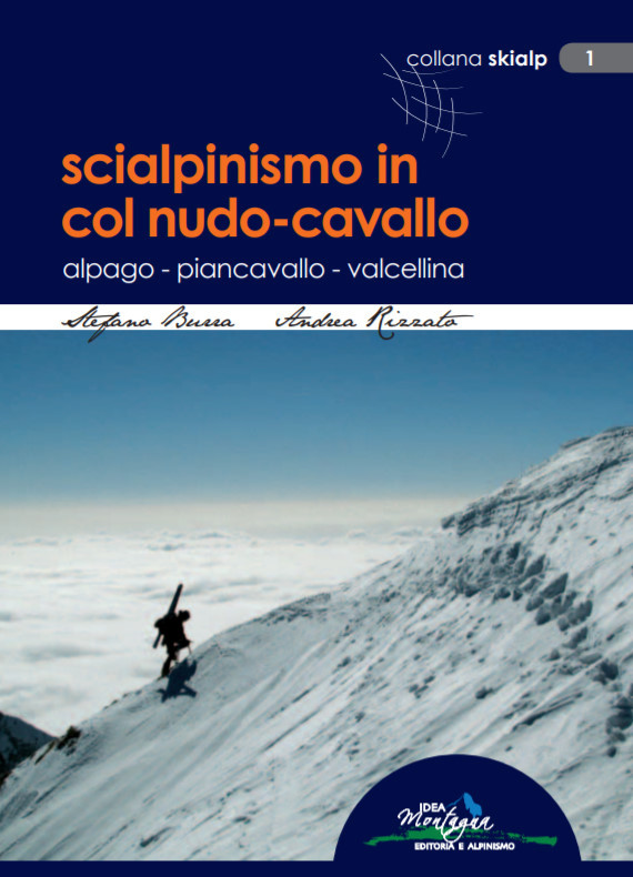 Scialpinismo in Col Nudo Cavallo