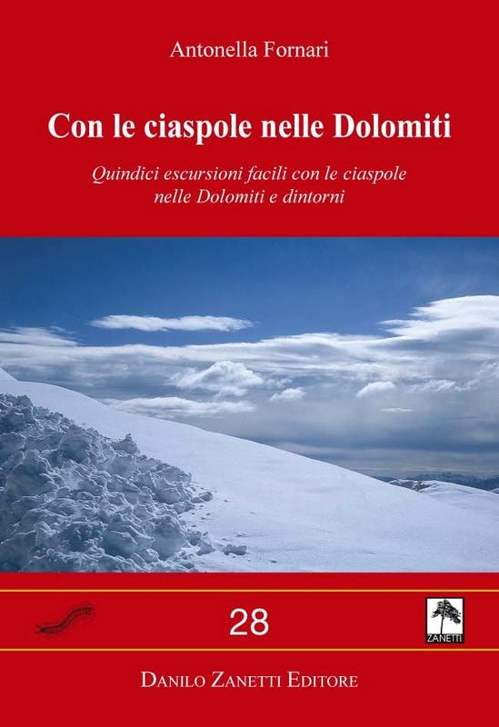 Con le ciaspole nelle Dolomiti