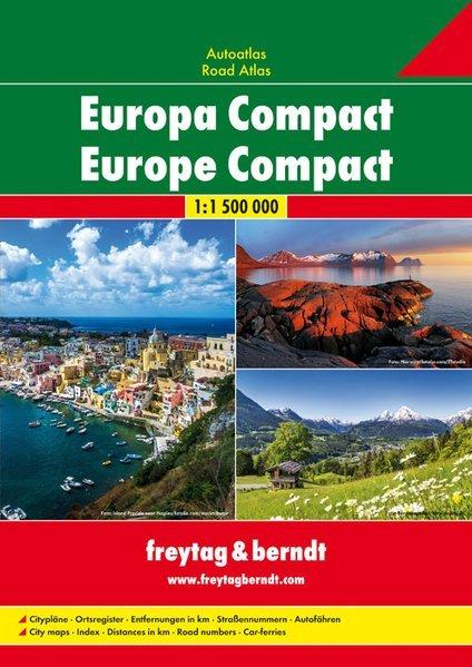 Europa Compact Atlas