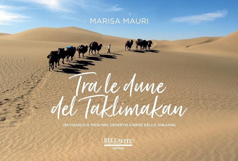 Tra le dune del Taklimakan